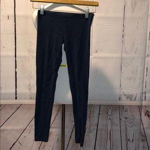 Forever 21 XS navy blue leggings